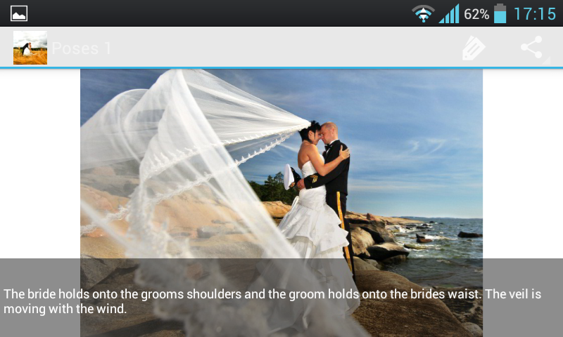 A wedding posing app for Android phones » Wedding Blog